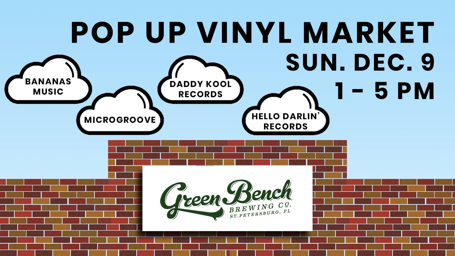 Pop-Up Vinyl Market