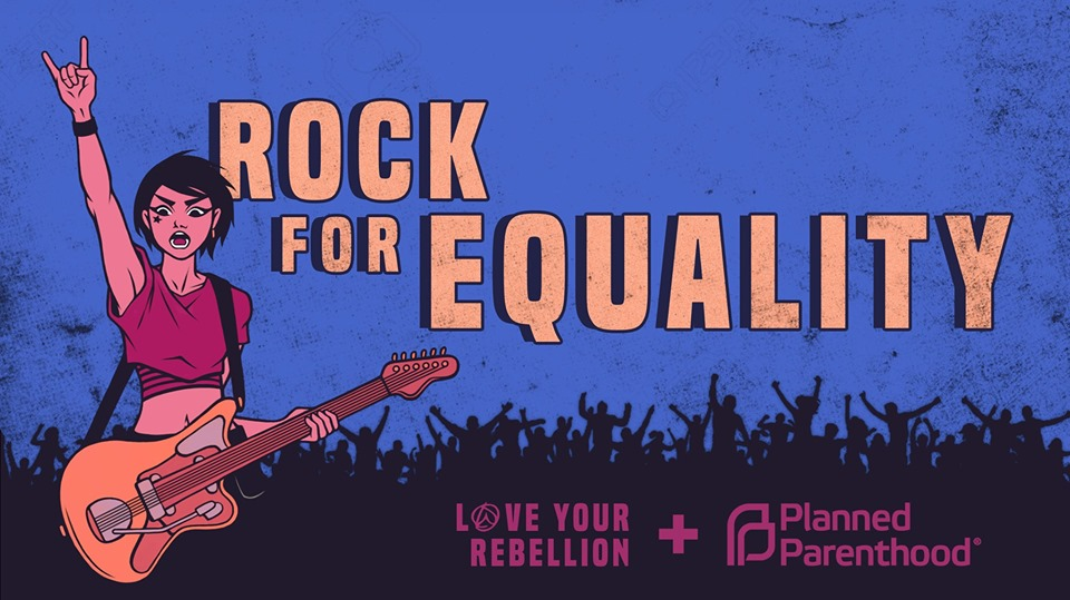 Rock for Equality – St. Pete